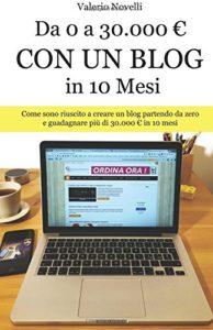 come guadagnare con un blog Valerio Novelli