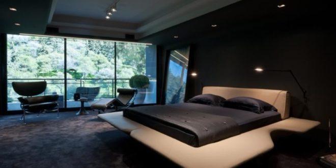 Camera da letto in stile minimal comunicati stampa piemonte - Camera da letto minimal ...